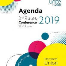 Rules Conference 2019 – Full agenda